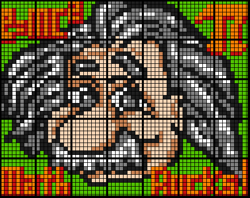 Einstein Cartoon (35 Worksheet Mosaic)