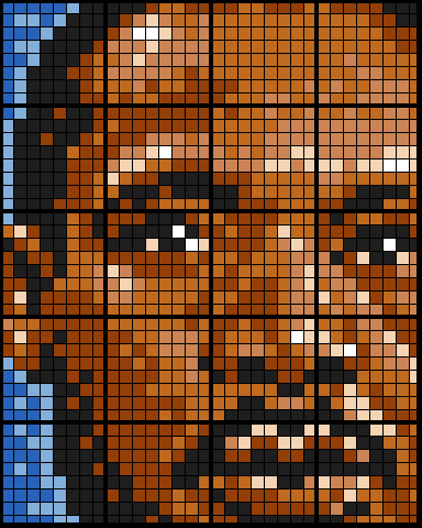 Martin Luther King Jr., Trig Ratios (20 Worksheet Mosaic)