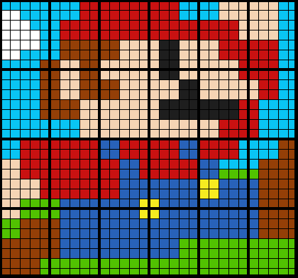 Mario - Polynomial Functions, (6, 12, and 24 Worksheet Mosaics) (Solution manual included)