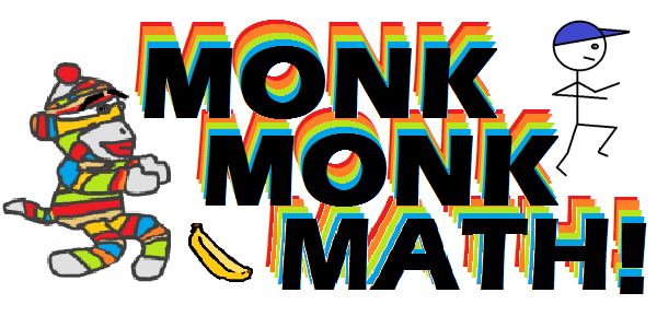 Monk Monk Math!